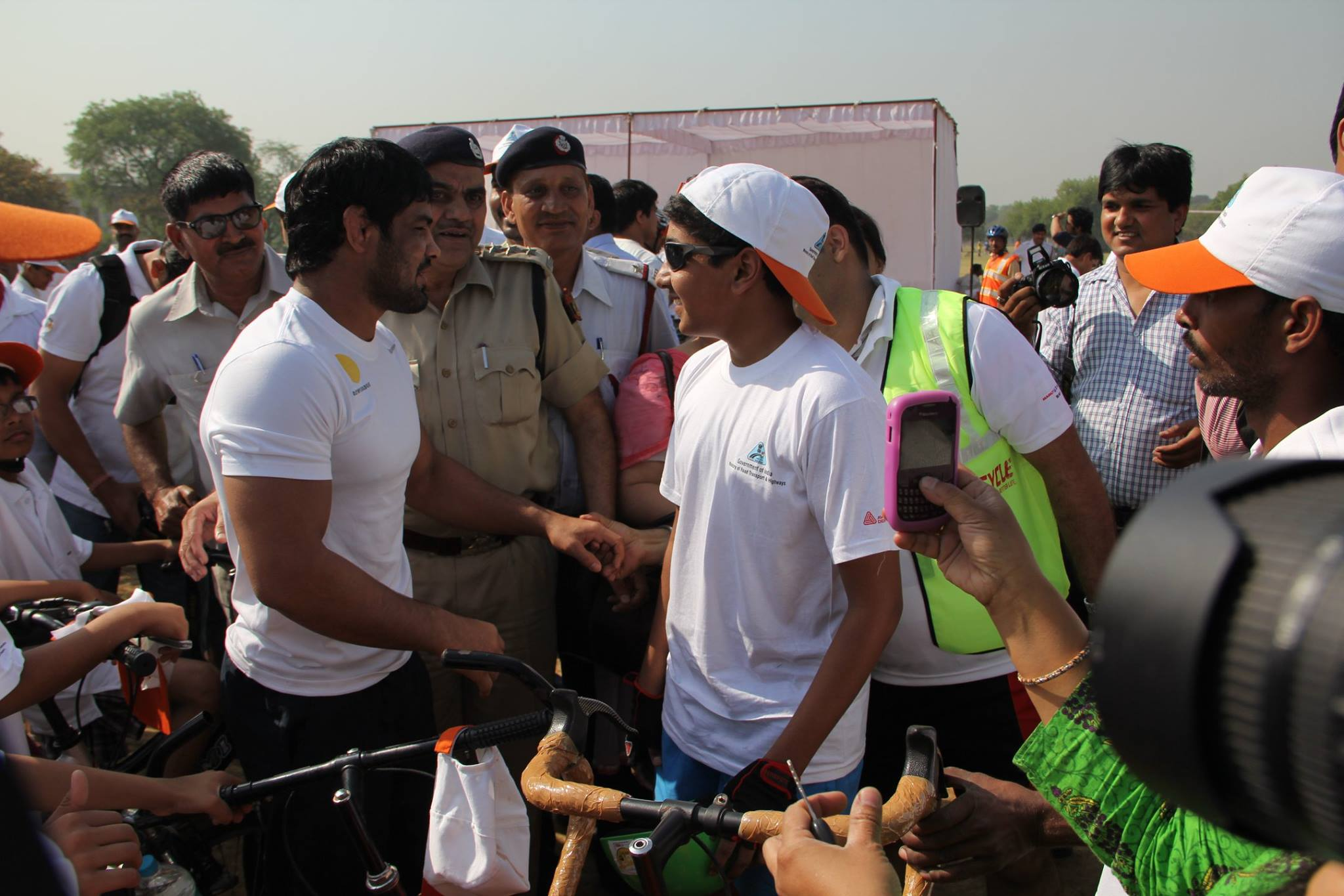 Road Safety Cyclothon - 1