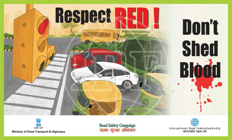 Road Safety Advertisement - 18