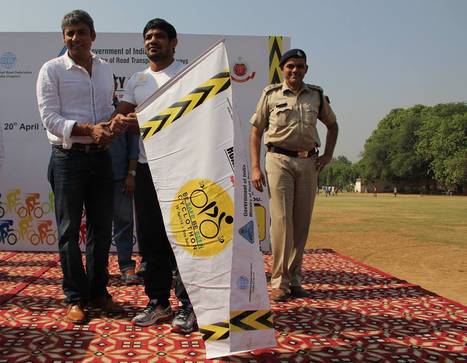 Road Safety Cyclothon - 7