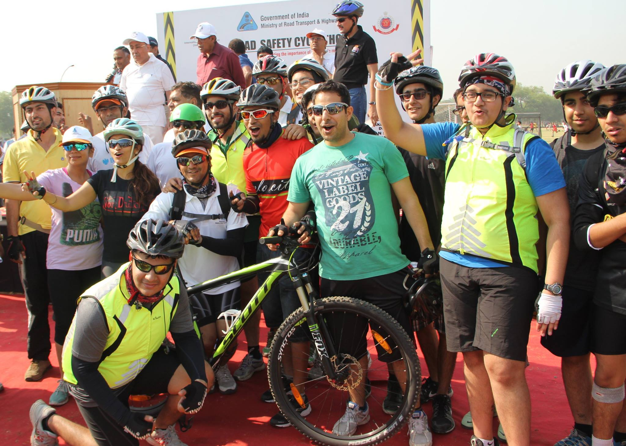 Road Safety Cyclothon - 8